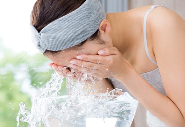 洗顔で、お肌が若返る!